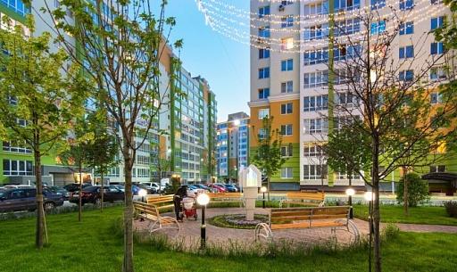 В 2018 году в Иркутской области сдано в эксплуатацию 987,5 тысячи кв. м жилья