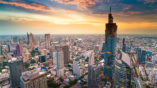 Цены на квартиры в Таиланде продолжают расти