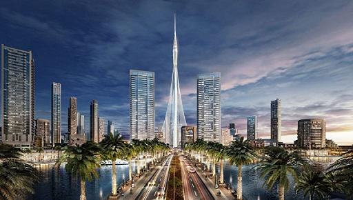 Застройщик высочайшей башни мира откроет сразу пять новых отелей в Дубае
