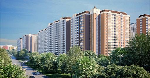 Объемы сделок по покупке квартиры за год упали на 14 процентов