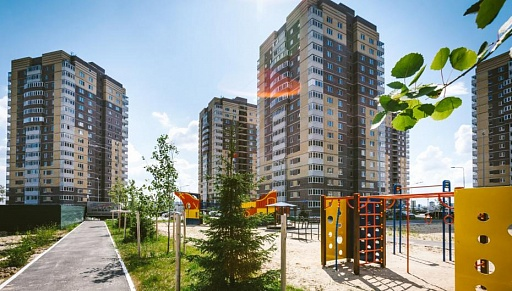 """Банк """"Дом.РФ"""" выделил 1,2 млрд рублей на строительство ЖК в Новосибирске"""