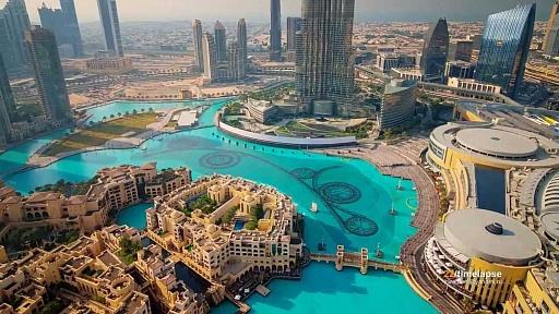 Число российских туристов в Дубае за год взлетело на 60 процентов